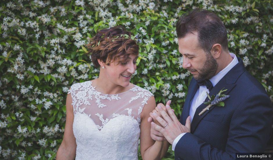 Il matrimonio di Matteo e Claudia a Clivio, Varese
