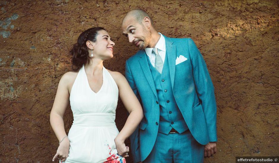 Il matrimonio di Riccardo e Serena a Offanengo, Cremona