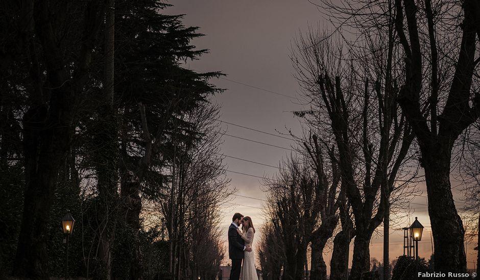 Il matrimonio di Gianluca e Paola a Sulbiate, Monza e Brianza