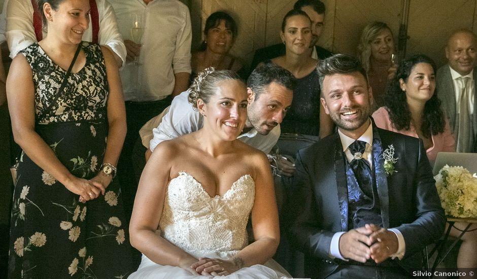 Il matrimonio di Alessandro e Sara a Varese, Varese