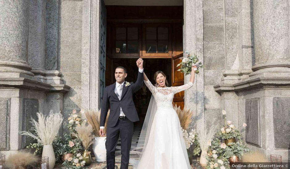 Il matrimonio di Alberto e Martina a Como, Como