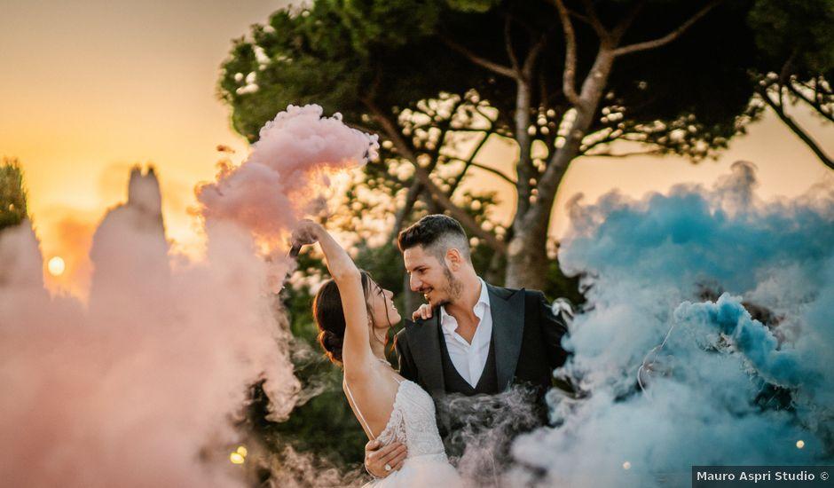 Il matrimonio di Luciana e Stefano a Ariccia, Roma