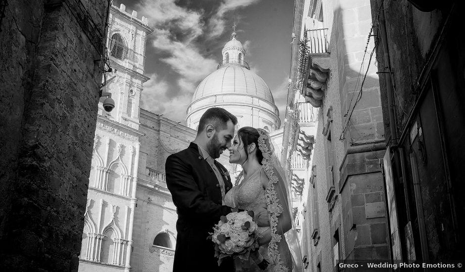Il matrimonio di Giuseppe e Stefania a Piazza Armerina, Enna
