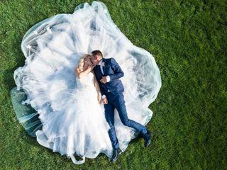 le nozze di Mirta e Dylan 1