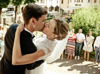 Le nozze di Michele e Stefania