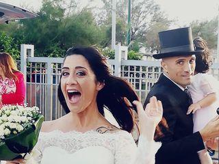 Le nozze di Terry e Diego 1
