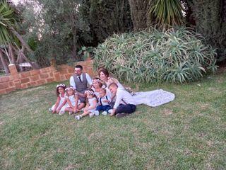 Le nozze di Melchiorre  e Laura