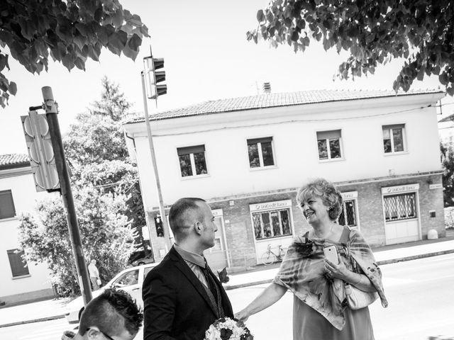 Il matrimonio di Francesco e Barbara a Castenaso, Bologna 9