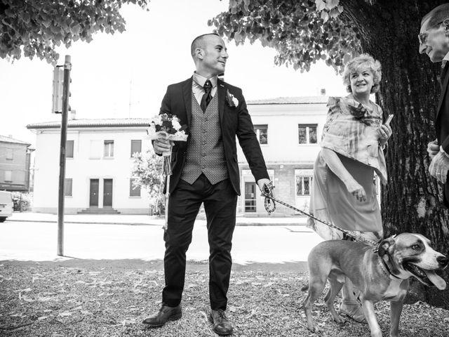 Il matrimonio di Francesco e Barbara a Castenaso, Bologna 11