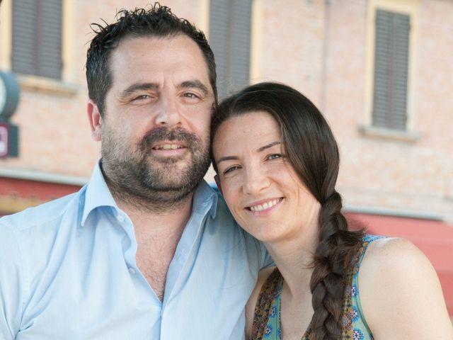 Il matrimonio di Francesco e Barbara a Castenaso, Bologna 16