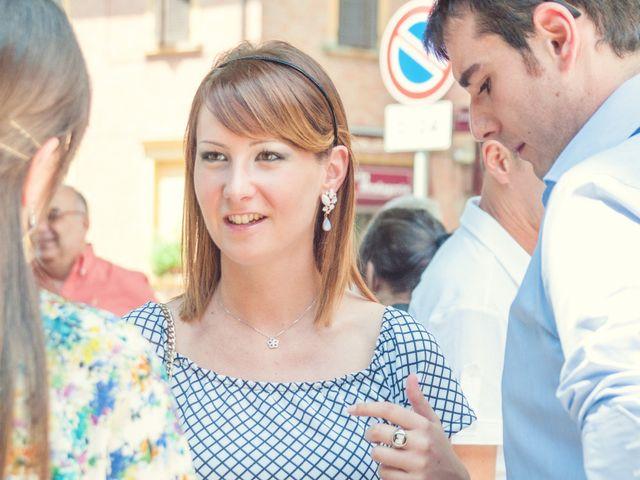 Il matrimonio di Francesco e Barbara a Castenaso, Bologna 17
