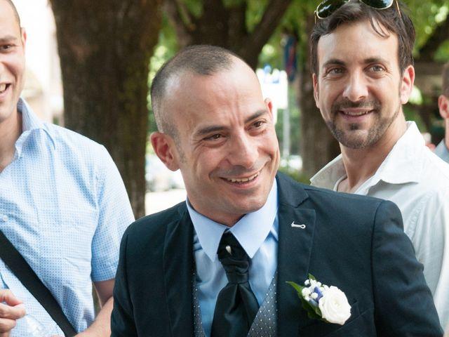 Il matrimonio di Francesco e Barbara a Castenaso, Bologna 26