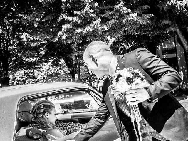 Il matrimonio di Francesco e Barbara a Castenaso, Bologna 34