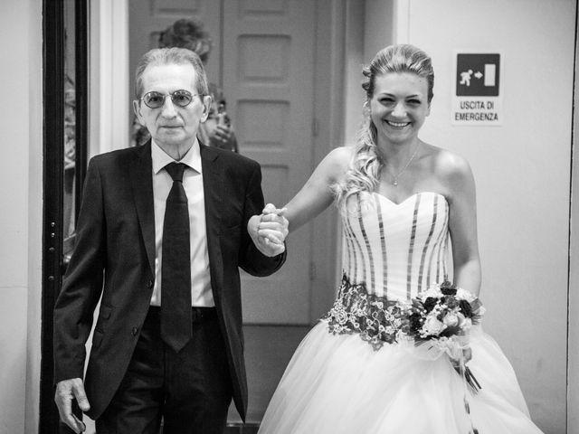 Il matrimonio di Francesco e Barbara a Castenaso, Bologna 43