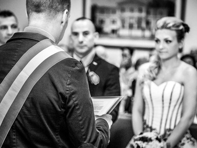 Il matrimonio di Francesco e Barbara a Castenaso, Bologna 50