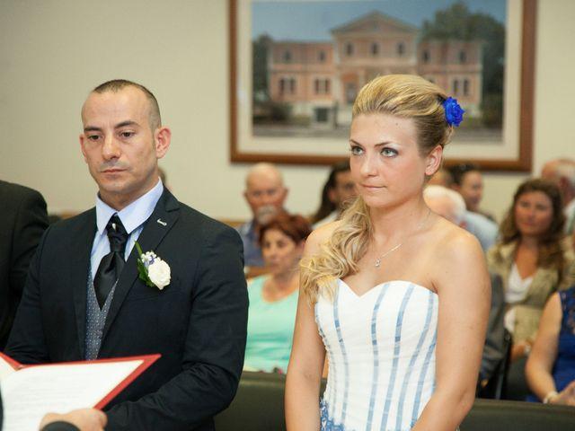 Il matrimonio di Francesco e Barbara a Castenaso, Bologna 51