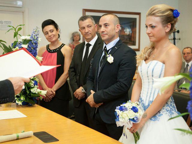 Il matrimonio di Francesco e Barbara a Castenaso, Bologna 52