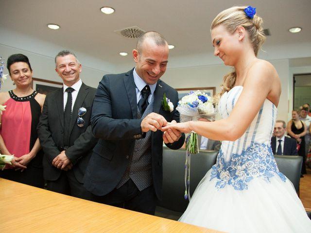 Il matrimonio di Francesco e Barbara a Castenaso, Bologna 55