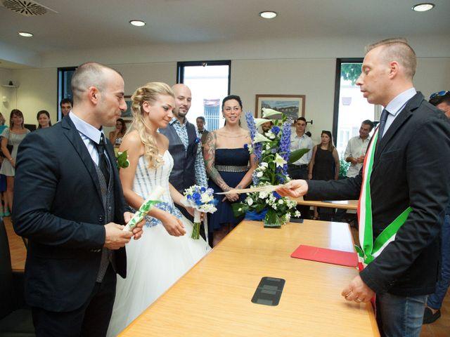 Il matrimonio di Francesco e Barbara a Castenaso, Bologna 69