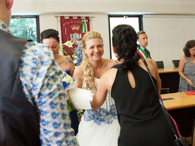 Il matrimonio di Francesco e Barbara a Castenaso, Bologna 70