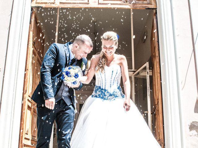 Il matrimonio di Francesco e Barbara a Castenaso, Bologna 84
