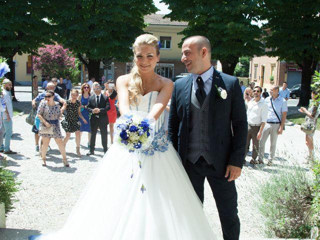 Il matrimonio di Francesco e Barbara a Castenaso, Bologna 90