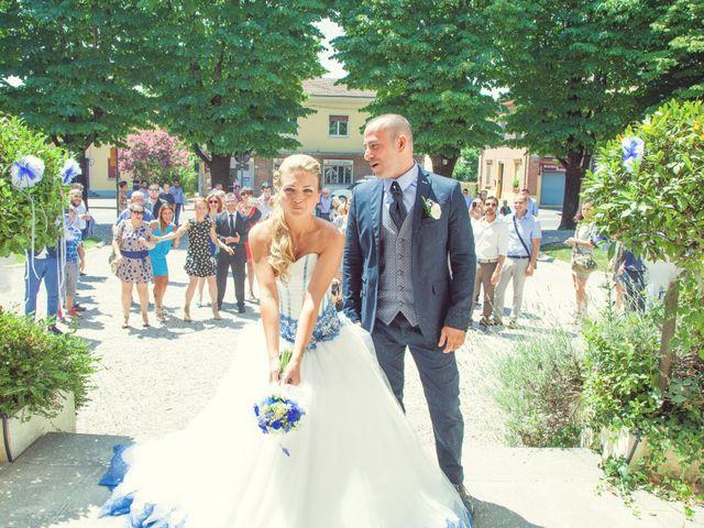 Il matrimonio di Francesco e Barbara a Castenaso, Bologna 91