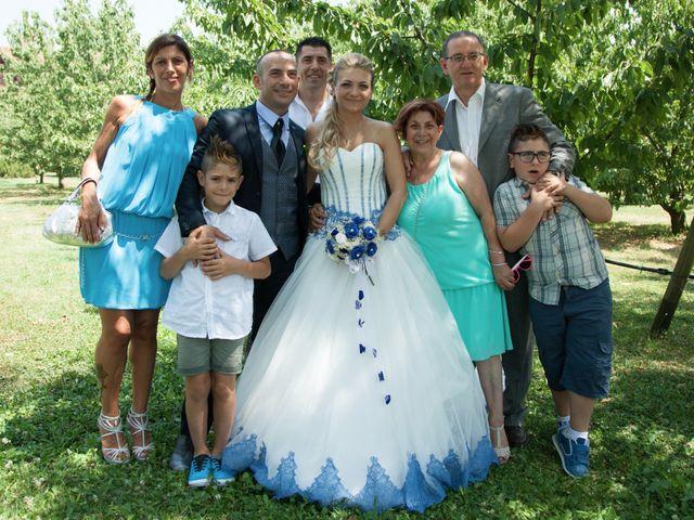 Il matrimonio di Francesco e Barbara a Castenaso, Bologna 121
