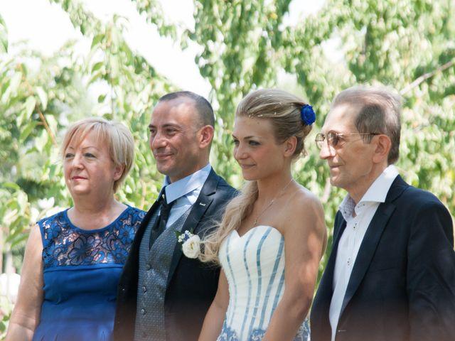 Il matrimonio di Francesco e Barbara a Castenaso, Bologna 122