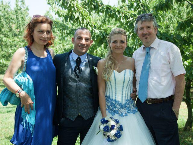 Il matrimonio di Francesco e Barbara a Castenaso, Bologna 125