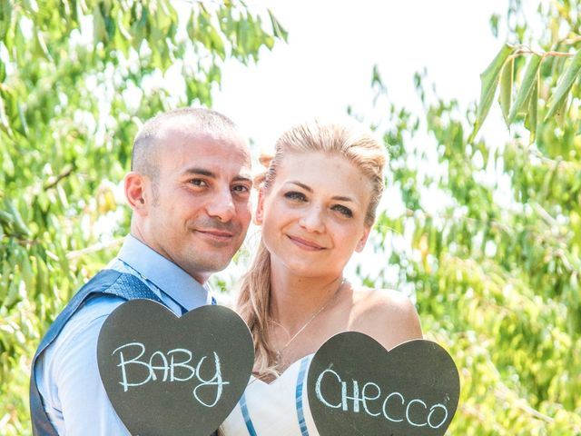 Il matrimonio di Francesco e Barbara a Castenaso, Bologna 175