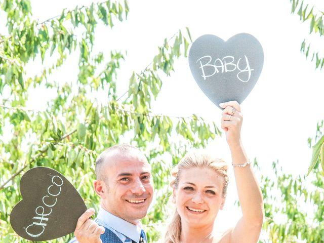 Il matrimonio di Francesco e Barbara a Castenaso, Bologna 180