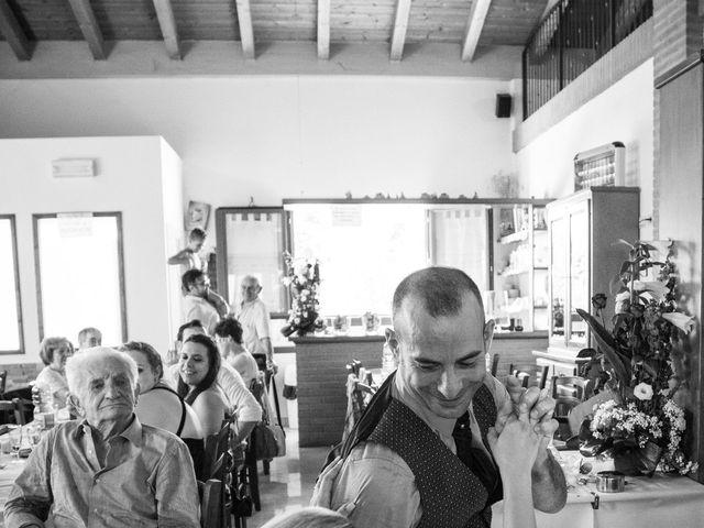 Il matrimonio di Francesco e Barbara a Castenaso, Bologna 201