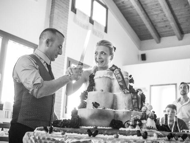 Il matrimonio di Francesco e Barbara a Castenaso, Bologna 205