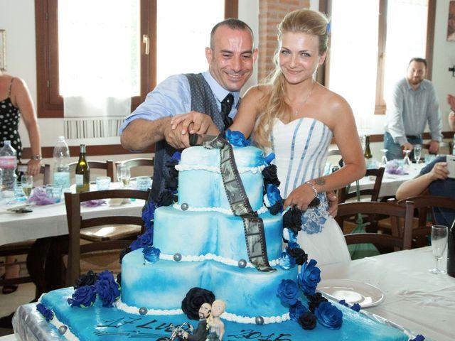 Il matrimonio di Francesco e Barbara a Castenaso, Bologna 207