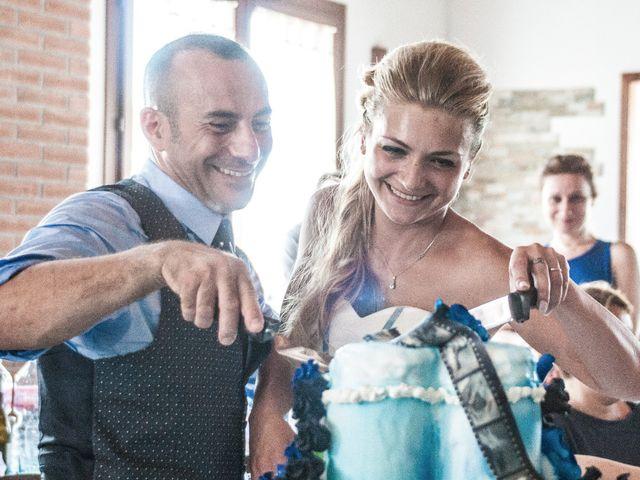 Il matrimonio di Francesco e Barbara a Castenaso, Bologna 208