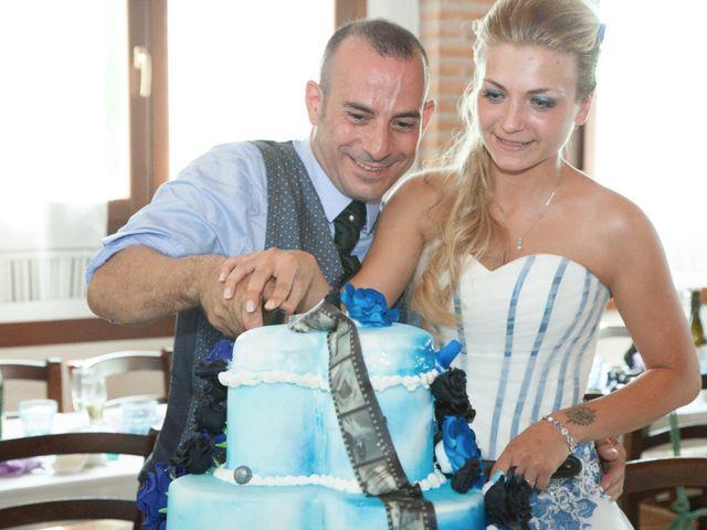 Il matrimonio di Francesco e Barbara a Castenaso, Bologna 210