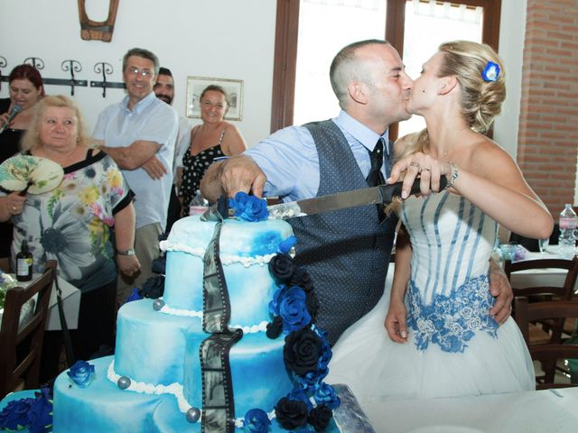 Il matrimonio di Francesco e Barbara a Castenaso, Bologna 211