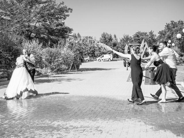 Il matrimonio di Francesco e Barbara a Castenaso, Bologna 215