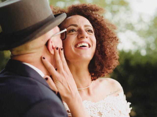 le nozze di Barbara e Federico