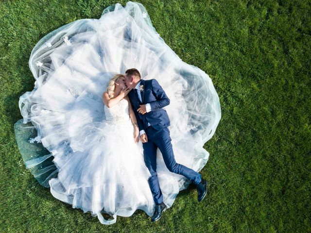 le nozze di Mirta e Dylan