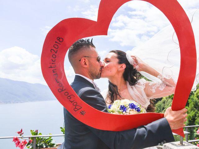 le nozze di Barbara e Alex