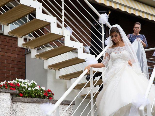Il matrimonio di Alessandro e Paola a Orzinuovi, Brescia 148