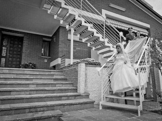 Il matrimonio di Alessandro e Paola a Orzinuovi, Brescia 149