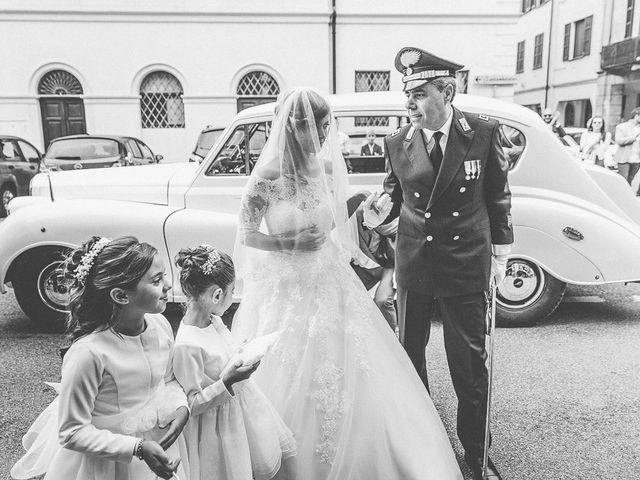 Il matrimonio di Alessandro e Paola a Orzinuovi, Brescia 162