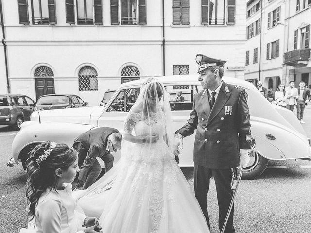 Il matrimonio di Alessandro e Paola a Orzinuovi, Brescia 164
