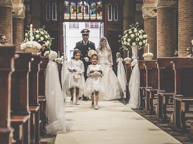 Il matrimonio di Alessandro e Paola a Orzinuovi, Brescia 171
