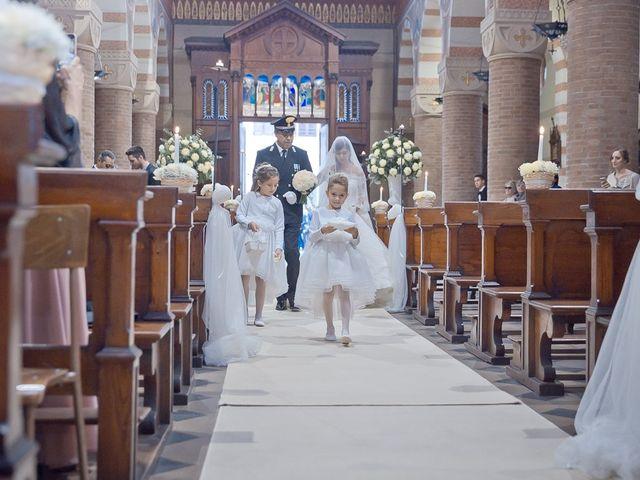 Il matrimonio di Alessandro e Paola a Orzinuovi, Brescia 172