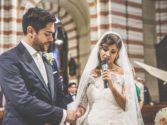 Il matrimonio di Alessandro e Paola a Orzinuovi, Brescia 178