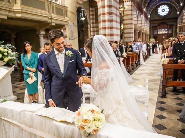Il matrimonio di Alessandro e Paola a Orzinuovi, Brescia 181